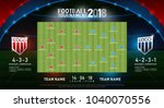 2018 world championship...   Shutterstock .eps vector #1040070556