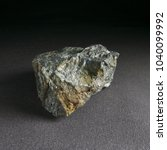 Small photo of Isolated Arsenopyrite Specimen