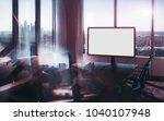 true tilt shift shooting of... | Shutterstock . vector #1040107948