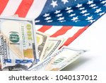 us dollar currency  banknotes...