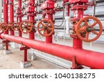 Fire Control Valves Water...