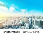 asia business concept for real... | Shutterstock . vector #1040176846