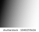 halftone background. distressed ... | Shutterstock .eps vector #1040255626