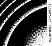 black and white grunge stripe... | Shutterstock .eps vector #1040259775