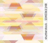 abstract color seamless pattern ... | Shutterstock . vector #1040361148