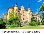 kliczkow  lower silesia... | Shutterstock . vector #1040415292