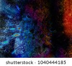 abstract background full with... | Shutterstock . vector #1040444185