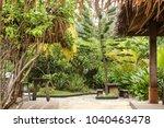 the heaven space | Shutterstock . vector #1040463478