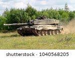 salisbury plain  wiltshire  uk  ... | Shutterstock . vector #1040568205