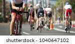 cycling competition cyclist...   Shutterstock . vector #1040647102