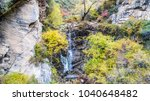 Small photo of Qinghai Haibei Chase River Chase Mountain Autumn