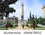 baltimore city  maryland  usa.... | Shutterstock . vector #1040678932