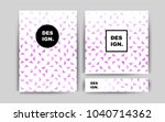 light pink vector banner for...