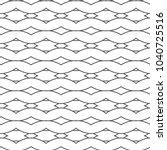 seamless vector pattern in... | Shutterstock .eps vector #1040725516