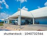 krabi  thailand   february 02 ... | Shutterstock . vector #1040732566