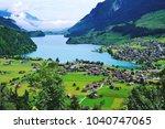 Sachseln, Lake Sarnen, Switzerland