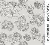 modern  elegant linear... | Shutterstock .eps vector #1040773462