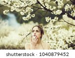 beauty and fashion  spa and... | Shutterstock . vector #1040879452