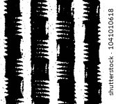 black and white grunge stripe... | Shutterstock .eps vector #1041010618