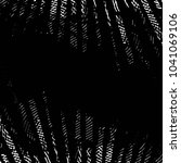 grunge halftone black and white ... | Shutterstock .eps vector #1041069106