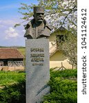Small photo of Cer, Serbia April 22, 2006: Monument to the Field Marshal Zivojin Misic. He was a Field Marshal who participated in all of Serbia's wars from 1876 to 1918.