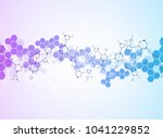 abstract background medical... | Shutterstock .eps vector #1041229852
