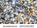 Colorful Small Pebbles Or Ston...