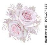 decorative decoration  paisley... | Shutterstock . vector #1041274336