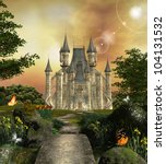 Fabulous Castle In An Enchante...