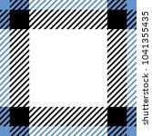 seamless tartan plaid pattern...   Shutterstock .eps vector #1041355435