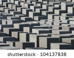 Holocaust Memorial  Berlin ...