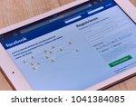 mainz  germany   december 19 ...   Shutterstock . vector #1041384085