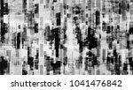 cyberspace virtual... | Shutterstock .eps vector #1041476842