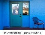 interesting doorway entrys | Shutterstock . vector #1041496546