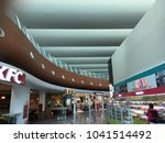 domestic departure hall at... | Shutterstock . vector #1041514492