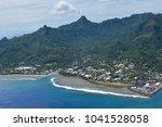 Rarotonga   Jan 12 2018 Aerial...