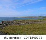 cliffs of moher in ireland ... | Shutterstock . vector #1041540376