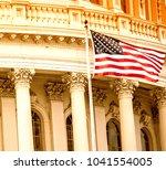 Stock photo washington dc us capitol building 1041554005