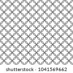 seamless vector pattern in... | Shutterstock .eps vector #1041569662