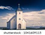 Flateyjarkirkja White Lutheran...