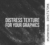 distress vector texture for... | Shutterstock .eps vector #1041717346