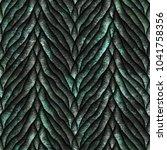 seamless oxide metallic texture ...   Shutterstock . vector #1041758356