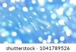 bokeh light  shimmering blur... | Shutterstock . vector #1041789526