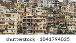 city of tripoli lebanon 5... | Shutterstock . vector #1041794035