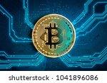 Bitcoin Coin. Bitcoin Crypto...