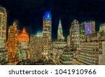 new york city  new york  jan... | Shutterstock . vector #1041910966