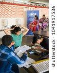 chennai  india   april 2018 ... | Shutterstock . vector #1041917536