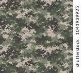 camouflage seamless pattern.... | Shutterstock .eps vector #1041939925