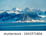 mountains  snow of the nature...   Shutterstock . vector #1041971806