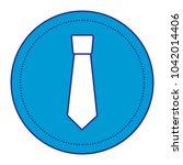 retro label fashion necktie for ...   Shutterstock .eps vector #1042014406